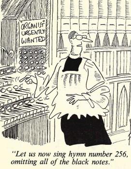 organist opening 001