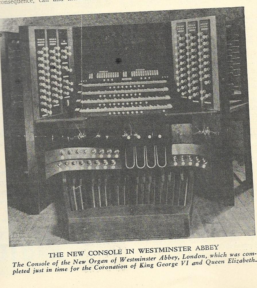abbey organ