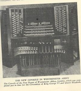 abbey organ