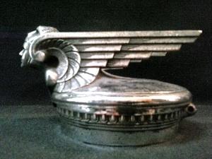 chevrolet winged viking radiator cap