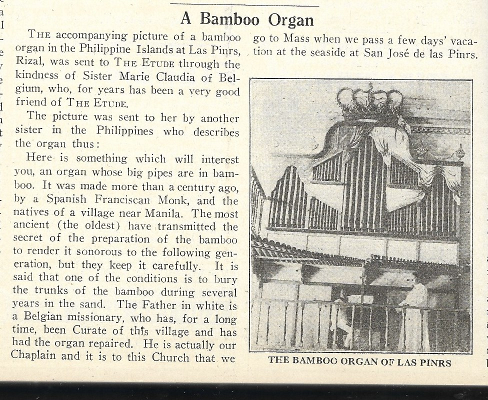 scan bamboo organ etude, nov. '26 pg. 860