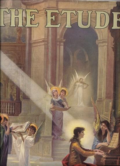 the etude, dec. 1911 price 15 c.