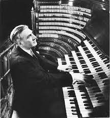 CHARLE COURBOIN organist