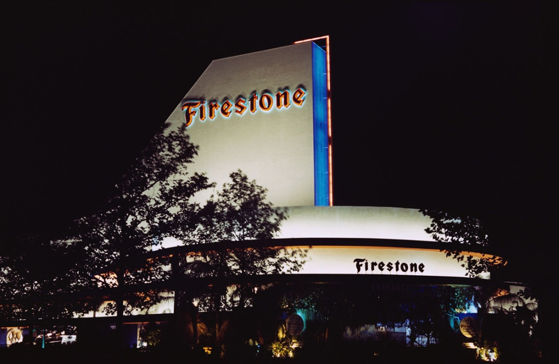 Firestone Pavilion at 1939 World's Fair